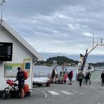 Kragerø Fjordbåtselskap med Procon IPS InfoTV og Procon Digitale Skilt